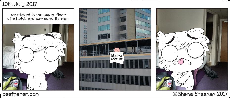 10th July 2017 – Croydon