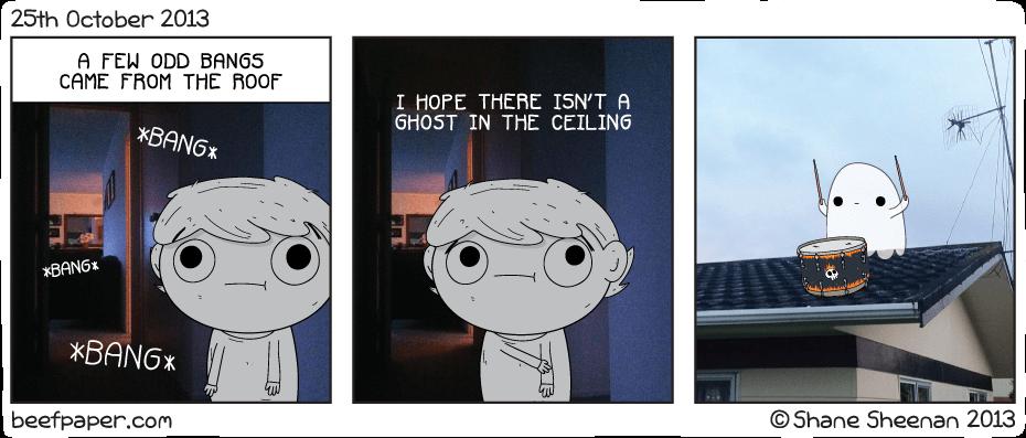 25th October 2013 – BANG