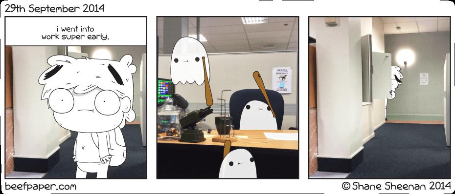29th September 2014 – Workmates